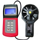 Professional Digital 3 Range Thermo Anemometer