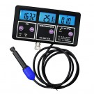 6 in 1 Multifunction Water Quality Tester pH / ORP / EC/ CF / TDS / Temperature