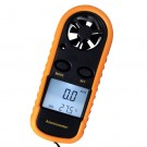 Digital Wind Speed Meter Anemometer Thermometer °F / °C Air Flow