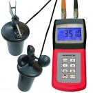 Professional Multi Function Digital Anemometer With CUP Sensor Probe