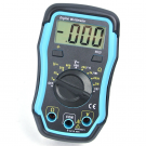 Compact AC & DC Digital Multimeter and Diode Tester
