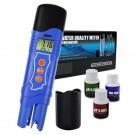 Pen Type 3-in-1 pH / TDS / Temperature Meter Combo