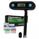 Pocket Sized PH Meter & Water Quality Tester with Flexible Display