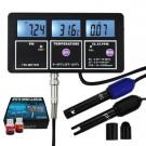 5-in-1 Multi-parameter PH EC CF TDS (ppm) & Temperature Test Meter